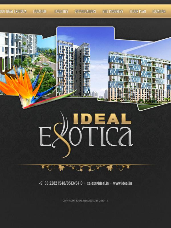 Ideal Exotica